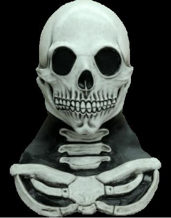 Long Neck Skull White