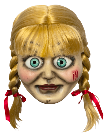 Annabelle Deluxe Mask