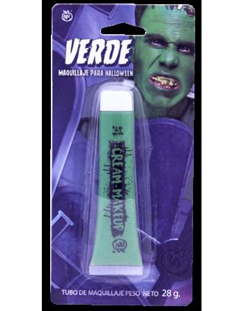 Maquillaje Tubo - Verde