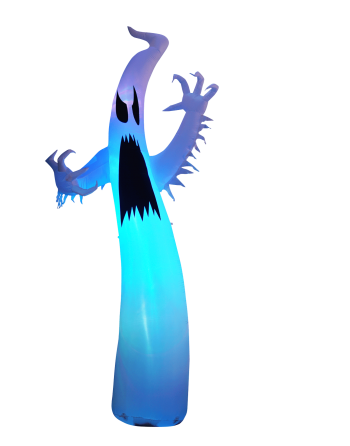 Led spooky ghost