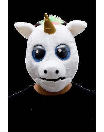 Unicornio boca movible