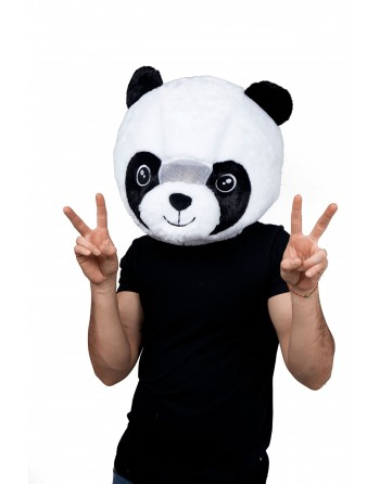 Panda Kawaii Mask