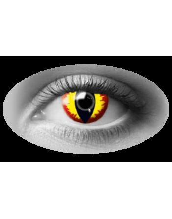 Pupilentes De Dragón