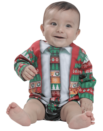 Christmas suit baby