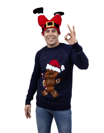 Ugly sweater galletita...
