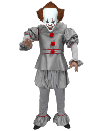 Pennywise deluxe adult costume