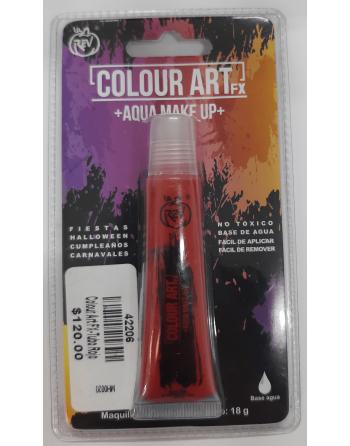 Colour Art FX Tubo Rojo