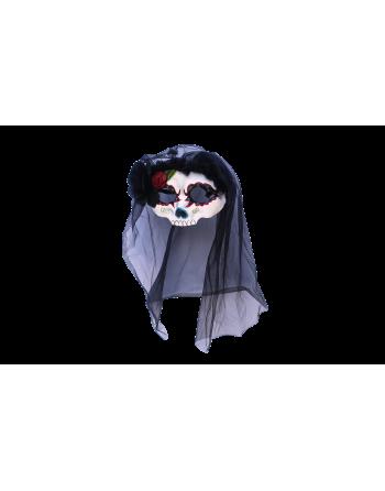 Catrina with veil 11