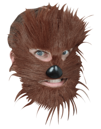 Wookiee hair