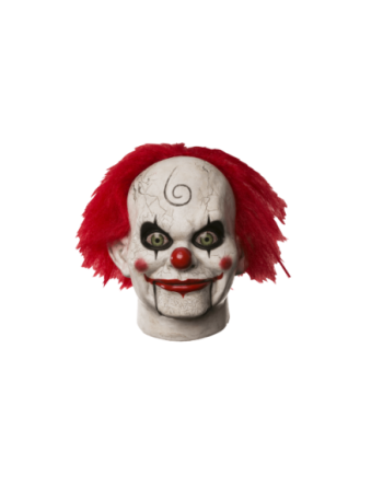Clown puppet mask