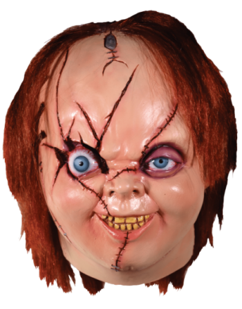 Bride of chucky v2 mask