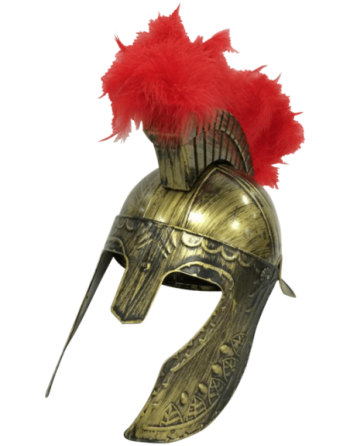 Casco de romano