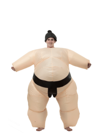Sumo inflable
