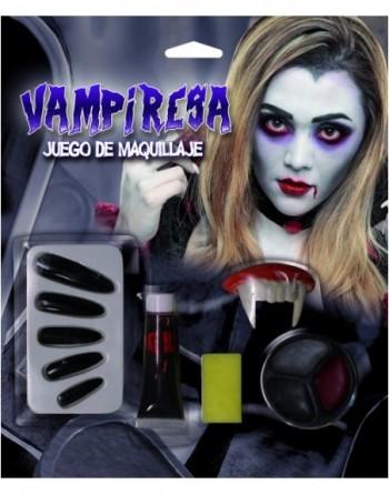 Juego deluxe vampiresa