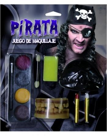 Juego deluxe pirata