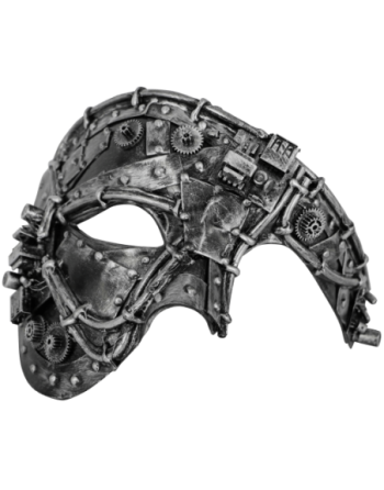 Antifaz circuit half face