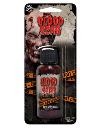 Blood scab