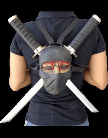 Kit de sables ninja