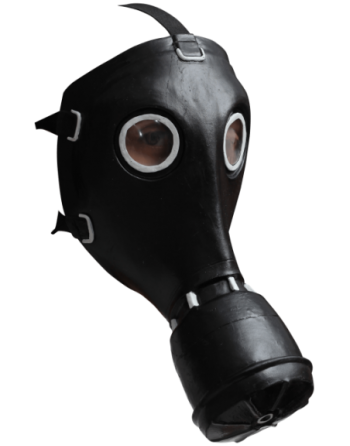 GP-5 Gas Mask Black