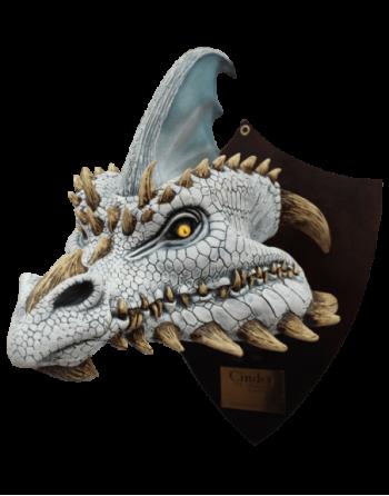 Cinder the white dragon -...