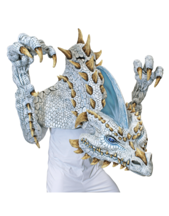 Cinder the white dragon...