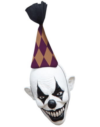 Killer prank clown mask